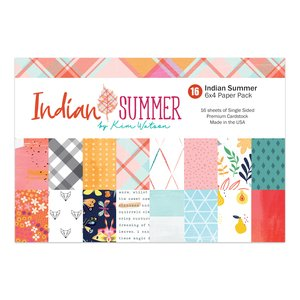Pretty Little Studio Pack Indian Summer 4x6""