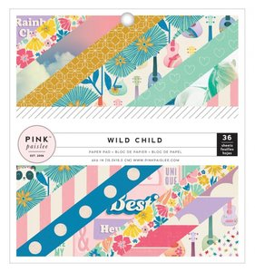Wild Child Girl Pad 6x6
