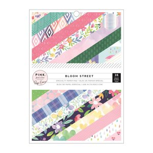 "Pad 6""x8"" con foil Bloom Street"
