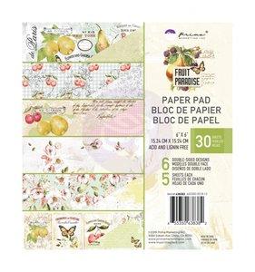 "Fruit Paradise Pad 6""x6"""