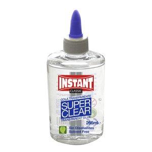 Instant Cola Super Clear sin disolventes 266 ml esp. papel y fotos