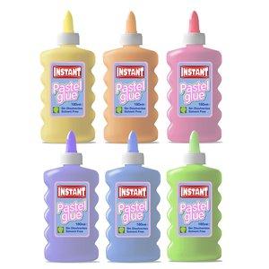 Instant Pastel Glue 180 ml sin disolventes Multimaterial