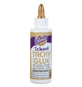 Tacky Glue School