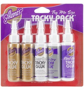 Tacky Glue Pack Try Me Size