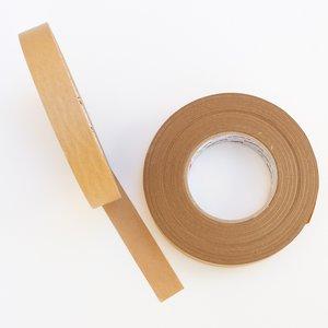 Cinta adhesiva de papel Kraft esp. Encuadernación 25 mm x 100 metros