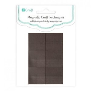 Magnetic Craft Rectangles 12 pk