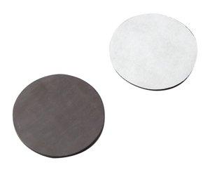 Dots mágnéticos adhesivos 12x1 mm 25 pcs