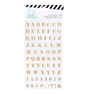 Alfabeto washi gold Emerson Lane