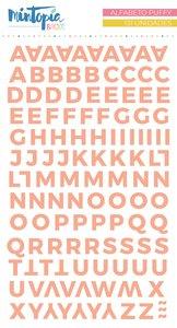 Alfabeto Mintopía Básico Puffy Salmón