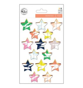 Estrellas cosidas THE MIX NO. 2