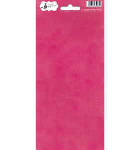 Alfabeto Fucsia Let's flamingle