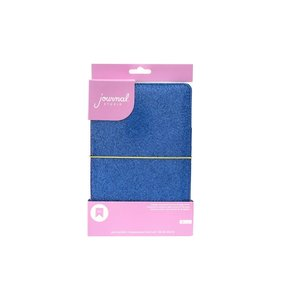 American Crafts Journal Studio Kit Glitter Blue
