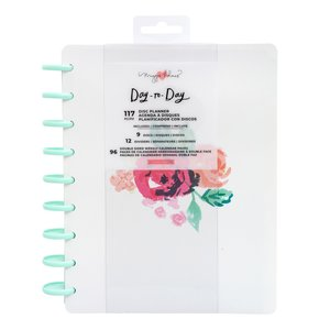 Planner de discos Maggie Holmes Day to day Blossom