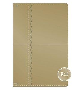 Midori Doodlebug Gold Foil