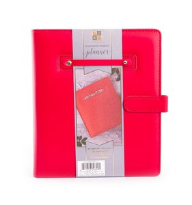 Binder Red Moment Maker