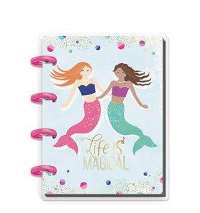 Cuaderno Micro Happy Notes Rayas Magical Mermaid