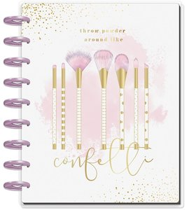 Happy Planner 2020 12 meses Confetti Glam Girl