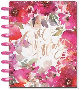 Happy Planner 2020 12 meses Spring Floral Faith