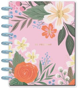 Happy Planner 2020 12 meses Lovely Blooms