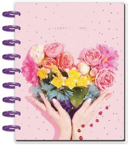 Happy Planner 2020 12 meses Rainbow Floral