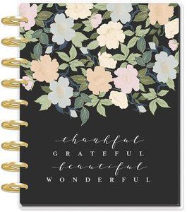 Happy Planner 2020 12 meses Floral Homebody