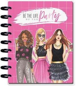 Happy Planner 2020 12 meses Life of the Party