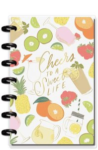 Mini Happy planner 12 meses 2020 Your Best Year Yet