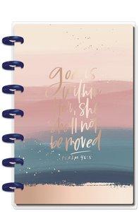 Mini Happy planner 12 meses 2020 Psalms Faith