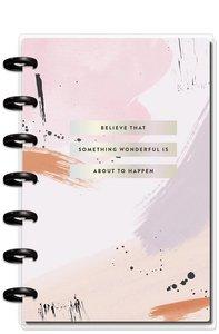 Mini Happy planner 12 meses 2020 Painterly
