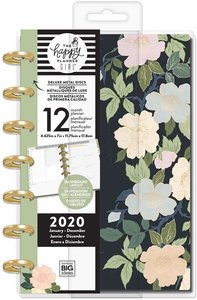 Mini Happy planner 12 meses 2020 Homebody Simplicity
