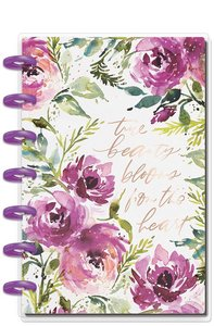 Mini Happy planner 12 meses 2020 Spring Floral