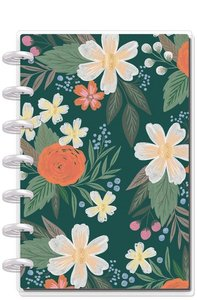 Mini Happy planner 12 meses 2020 Lovely Blooms