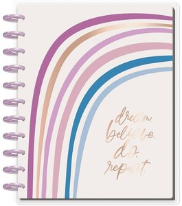 Big Happy Planner 12 meses 2020 Jujube Geo Dreams