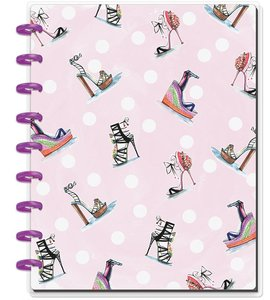 Cuaderno Medium Happy Notes Punteado Stilettos