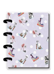 Cuaderno Micro Happy Notes Stilettos