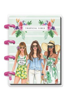 Cuaderno Micro Happy Notes  Summer Vibes