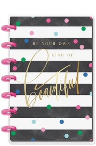 Cuaderno Mini Happy Notes Journal Be Your Own Beautiful