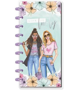 Skinny Happy Planner 12 meses 2020 Life is Lovely