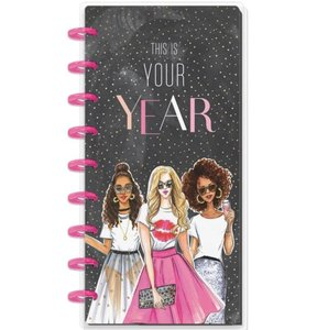 Skinny Happy Planner 12 meses 2020 This is Your Year