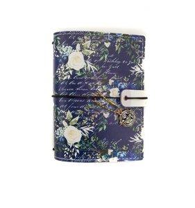 Midori o Traveler's Notebook Georgia Blues Passport size Prima