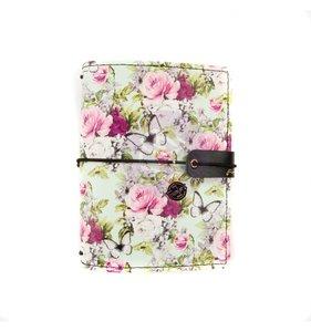 Midori o Traveler's Notebook Misty Rose Passport size Prima