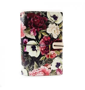 Midori o Traveler's Notebook Midnight Garden Tamaño Personal