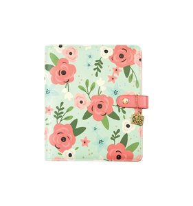 Binder A5 Carpe Diem Mint Blossom