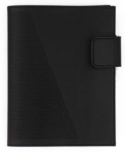 Cover Black para agenda Tractiman Takenote A5