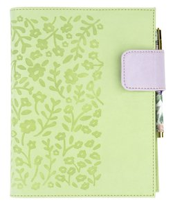 Cover Lime para agenda Tractiman Takenote A5
