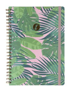 Cuaderno T-Notes A4 Tropical Tractiman Takenote