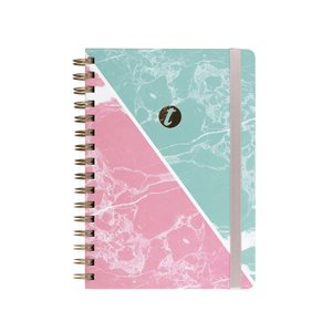 Cuaderno T-Notes A5 Marble Tractiman Takenote
