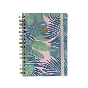 Cuaderno T-Notes A5 Tropical Tractiman Takenote