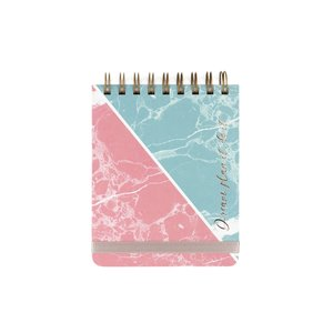 Cuaderno T-Notes A6 Marble Tractiman Takenote