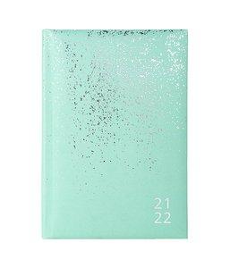 Agenda académica Papertrac Aqua 2021-2011 Día Página A5